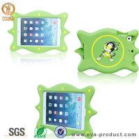 For ipad mini smart case, new customized cute silicone case for ipad mini, new case for apple mini ipad tablet