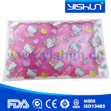 Hot Selling cold mattress/ gel ice pillow