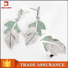 Artificial beautiful jewelry set moti jewelry set for women