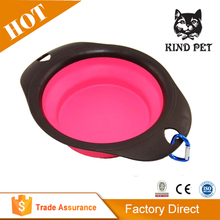 Cheap And High Quality collapsible water bowl