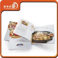 new design custom paper brochure sample