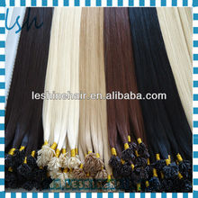 2013 Hot Selling Peruvian Remy Keratin Hair Extention
