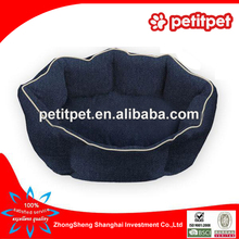 Hot selling made in china high quality cosy elegant dog bed