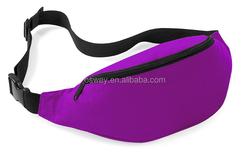 Portable outdoor sport cellphone money Waist Bag