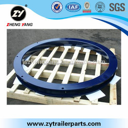 large metal trailer turntable made in China