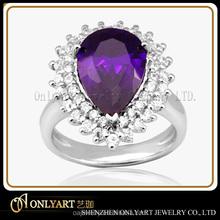 Latest Fashion gold engagement ring Ring, Custom Ring