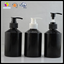 Customized Design Cosmetic Black Glass Bottle For Packaging