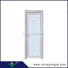 Zhejiang yongkang doors manufacture Surface Finished interior glass door