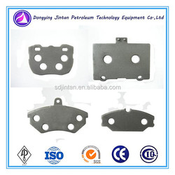 FOR Japanese car TOYOTA Celica-corolla-prius-MR2- verso best quality steel backing brake pad D822