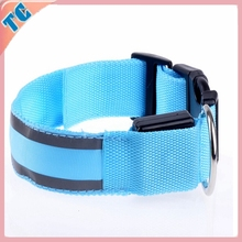 2016 Wholesale LED Dog Collar,Adjustable LED Dog Collar,LED Pet Collar Manufactures
