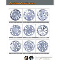ABS car wheel cover