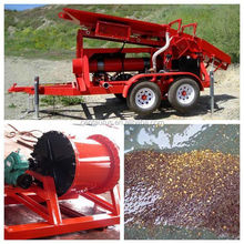 2015 mini gold concentrator for placer gold with lowest price