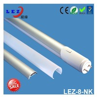 Hot New factory direct sell 4ft best price t8 extrusion home tube8 japanese lamp cover