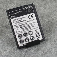 rechargeable li-ion battery for samsung S7500 EB464358VU battery