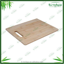 Natural disposable cheap bamboo cutting boards