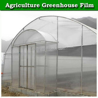 UV protection plastic clear white greenhouse film for agriculture