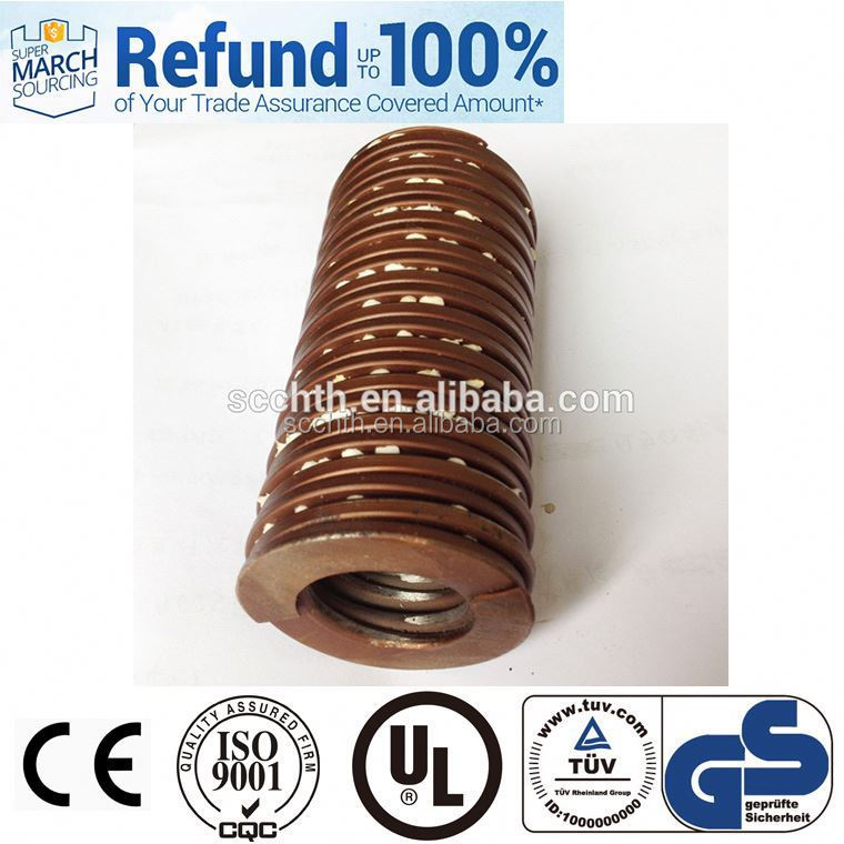 Nitinol Coil Spring High Quality Compression Spring Manufacturer Coil Spring For Bicycle Nitinol