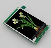 2.8 inch TFT LCD module SPI serial interface module LCD module driver ILI9341