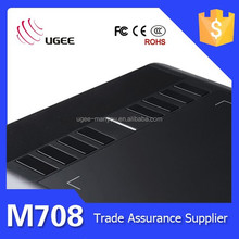 M708 graphics touch screen hotkeys graphic tablet usb graphic tablet