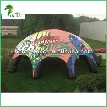 Made In China Eco-Friendly Oxford Cloth Inflatable Air Tent Camping