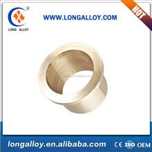 Hot sales metal flange sleeve bush,copper bearing bushing
