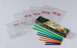 Buy New product Magic brace clips Keep food fresh longer,Plastic bread clips Snack bag sealing clip Bag Sealer Stick Unique Seal