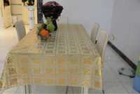 PVC Lace Table Runners for Weddings