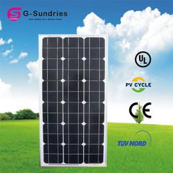 OEM/ODM best pv supplier 80w usb solar panel