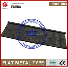Color Stone Coated Roofing Shingles/Aluminum Zinc Steel Roof Tiles/ sand coated metal roofing sheets
