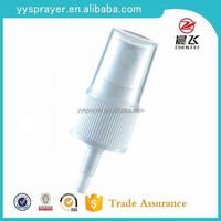 High quality 18/410 20/410 car wash cleaner with mist plastic sprayer perfume sprayer