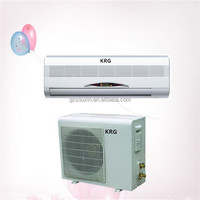 Hot sale 1.5ton 18000btu split brand name air conditioner with r410a