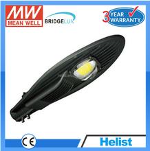 Quality assurance 50w 100w led street lights With 5 years warranty