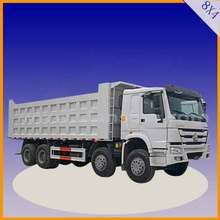 china hot sale 8X4 high quality Cheap Heavy Dump Truck for Sale, RHD/LHD dump truck low price