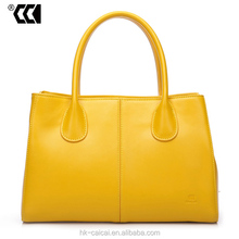 Hot sale Big capacity Lady tote bag, Practical Leather Lady tote bag