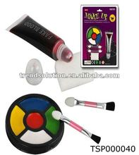 hot sale eye shadow and lip gloss promotional gifts fashion