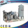 Energy saving dental air compressor with long service life