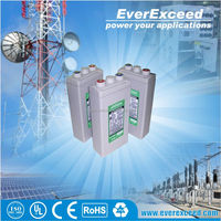 EverExceed Modular Max Range Lead Acid Battery with ISO/UL/CE Certificates