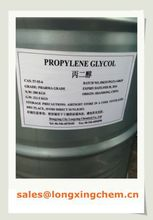Resin Raw Material --Propylene Glycol CAS:57-55-6