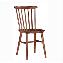 solid wood windsor chair commercial chair W3