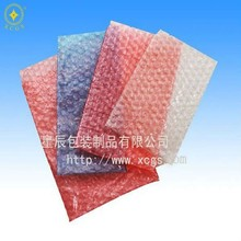 Anti-static air bubble film bag/plastic bubble bag for electronic device packaging