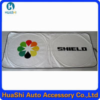 front tyvek sunscreen for car by sublimation