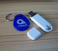ISO11784/85 FDX-B RFID MINI USB Reader in stock manufacture