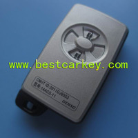 High quality 4 button car remote key for remote key toyota rav4 smart key toyota (315 mhz) 0111 315MHZ, 4D70 chip
