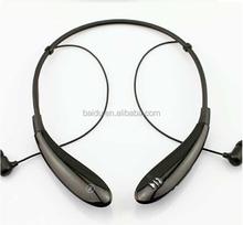 2014 hot selling headphones CSR chip bluetooth v4.0 neckband stereo headset