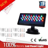 Multi-color led landscape light, dmx rgb outdoor led flood light, landscape light led rgb light