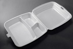 disposable 3 Compartment Food Box large Carryout Containers
