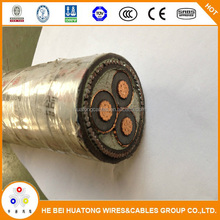 Reliable Performance N2XCY/NA2XCY underground 13.2kv copper cable