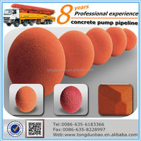 sponge rubber bounce ball made in china