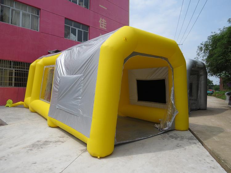 avec filtres de voiture gonflable cabine de peinture prix appareil gonflable pour publicit id