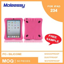 Cool style smart cover case for apple ipad 2 3 4